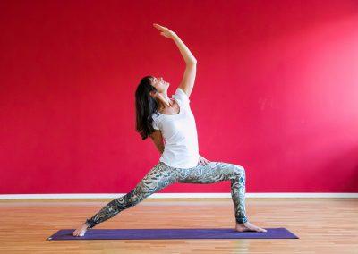 26.10.21 Start: Hatha Yoga Einsteigerkurs (6 Einheiten) mit Dr. Lydia Lange