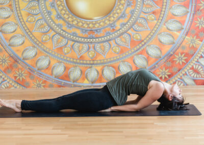 Yin Yoga & Relax / Mi 20:00-21:00 Uhr / Lydia
