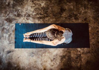 Hatha Yoga Di 19:30 Julia Hofmann