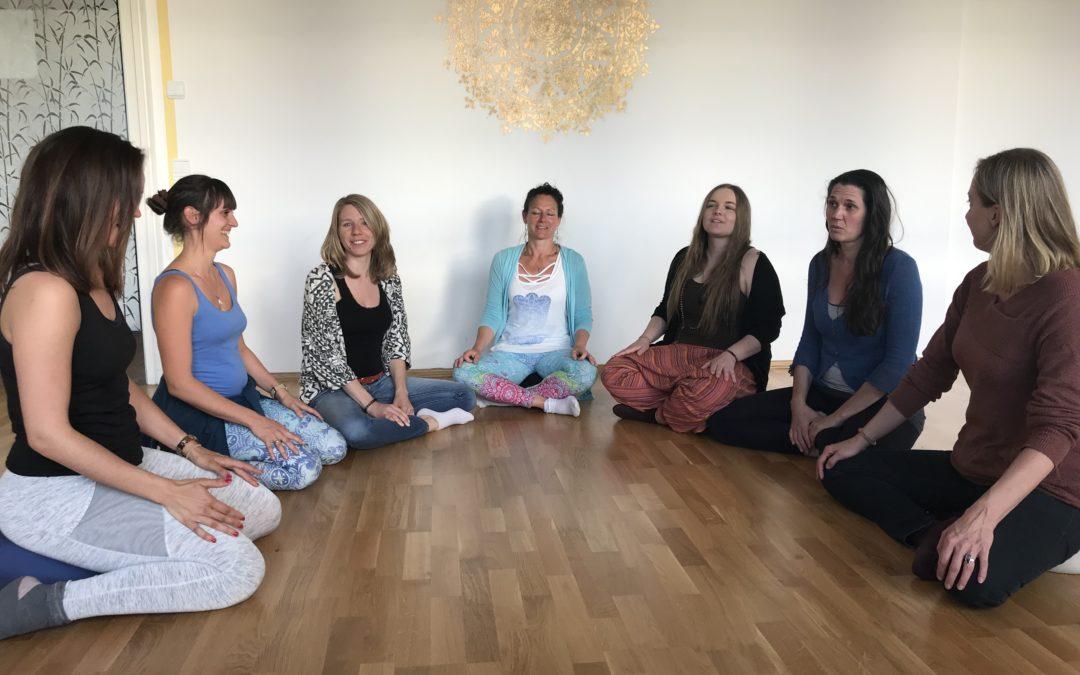 Junggesellinnen-Abschied – mit Yoga und Wellness bei den Glücksbringern