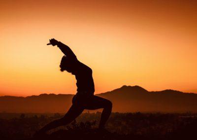 Late Night Yoga Flow / Mi. 20:45 – 22:00 Uhr / Lydia