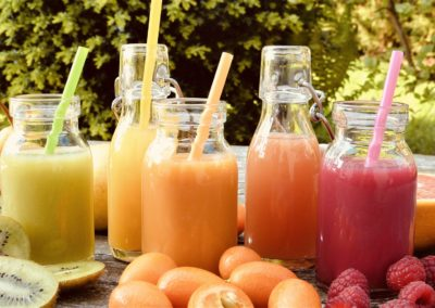 Smoothies: Das Energiewunder der Natur – ein Workshop