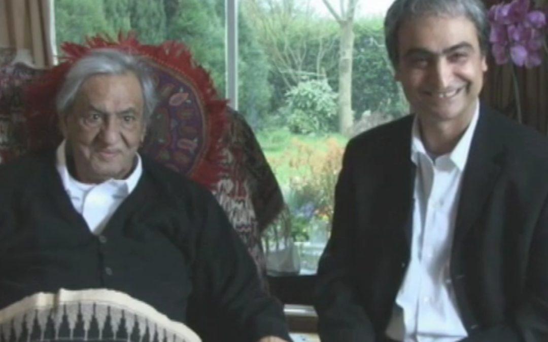 Sufi-Meister Dr. Nurbakhsh über Freundschaft