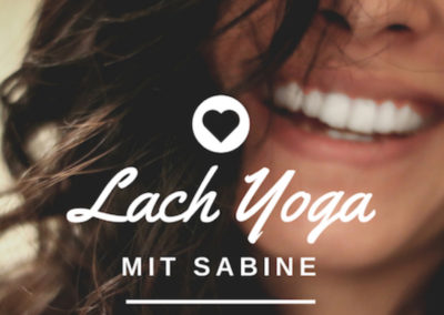 Lachyoga / ab September