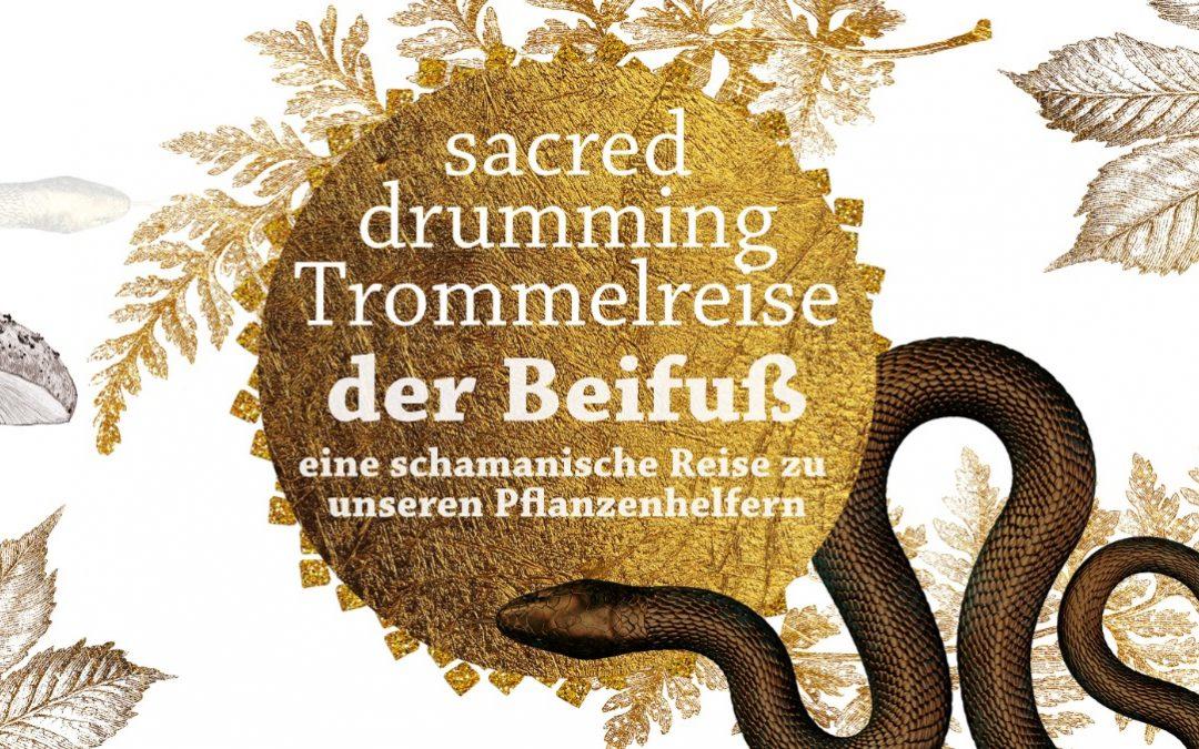 03.12.20 Schamanische Trommelreise mit Katharina Held und Lydia Lange
