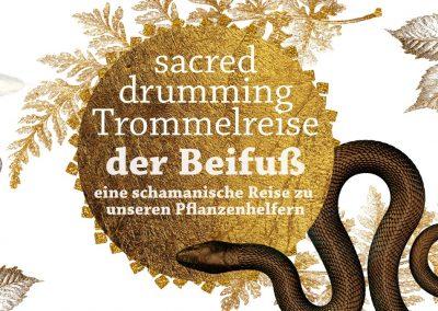 22.10.20 Schamanische Trommelreise mit Katharina Held und Lydia Lange