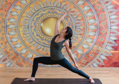 Yoga Flow / Mi. 18:15-19:30 Uhr / Lydia