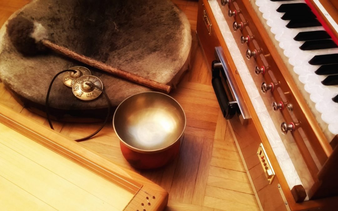 Magische Sinne ~ Klangreise mit Canan Kurban