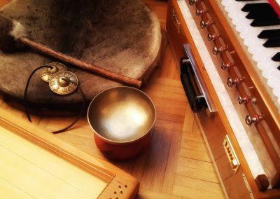29.08.20 Magische Sinne ~ Klangreise mit Canan Kurban