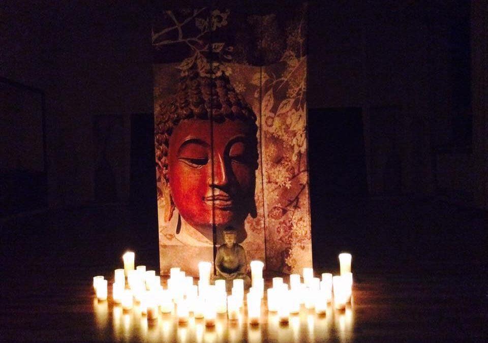 Kerzenlichtmeditation mit Lara & Mirko